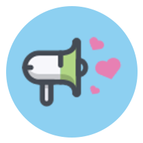 icone megafone