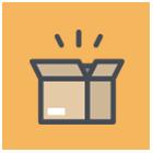 icone pacote