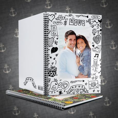 Cadernos - Conhe�a