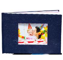 1 Fotolivro Clássico Pequeno Texturizado