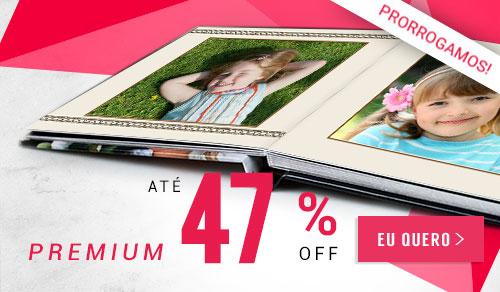 Saldão NiceDays - Fotolivros Premium com até 40% OFF