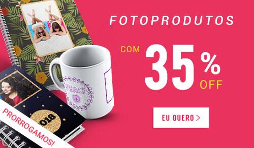 Saldão NiceDays - Fotoprodutos com 35% OFF