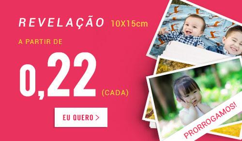 Saldão NiceDays - Revelação de fotos a partir de R$ 0,22