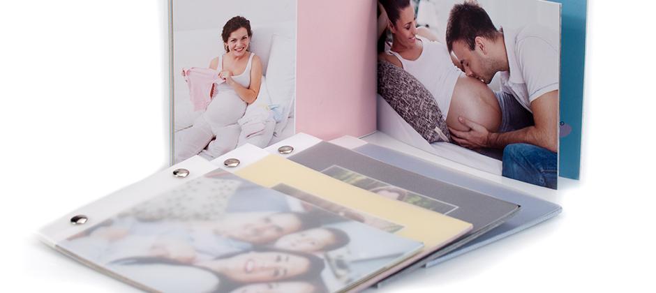 Fotolivro Flipbook com diversos temas