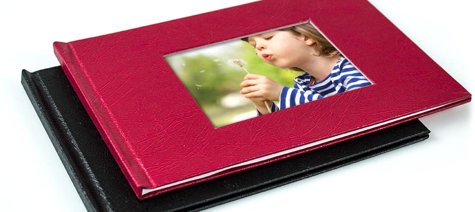 Fotolivro Clássico Pequeno com capa texturizada ou personalizada