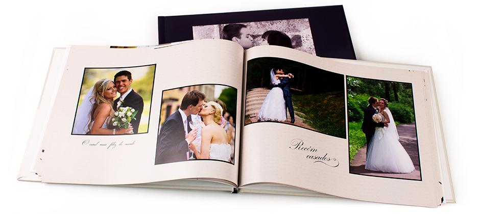 Fotolivro Panorama XG para casamento
