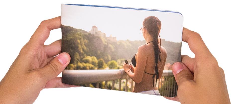 Fotolivro Flipbook para presentear