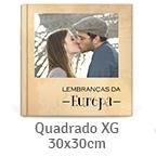 Fotolivro Quadrado XG