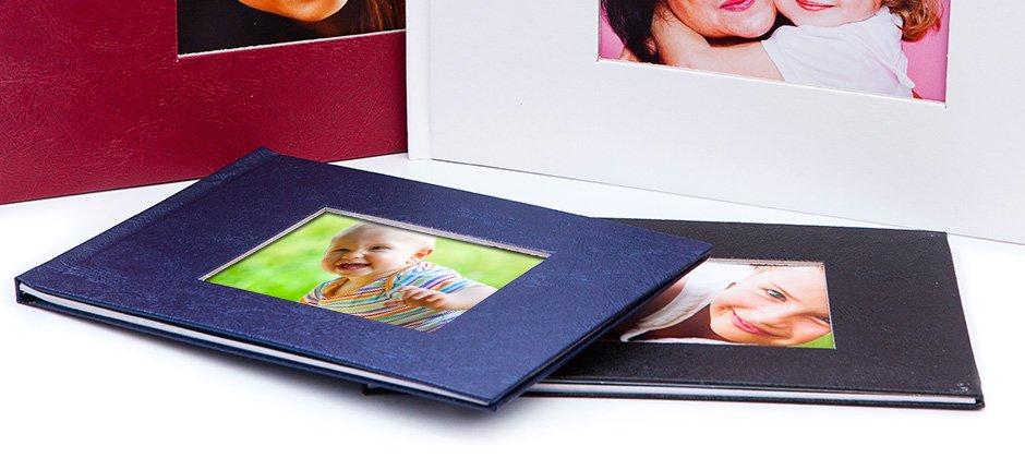 Fotolivro tradicional com p�ginas em papel couche