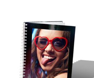 O que é um <strong>caderno personalizado</strong>?