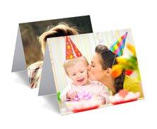 Cartões personalizados