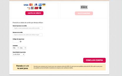 Finalize o pedido com o pagamento do frete e em poucos dias seu Fotolivro será entregue em casa