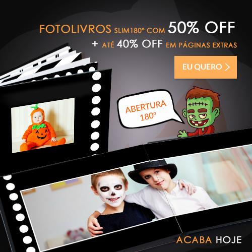 Fotolivro c/ 50% OFF!