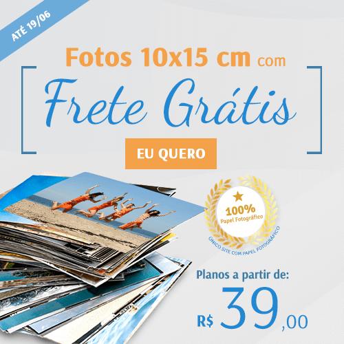 Plano de 100 Fotos por R$39 + FRETE