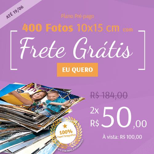 400 fotos + Frete por R100!