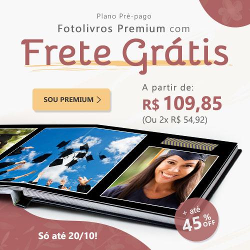 Premium com FRETE GRÁTIS!