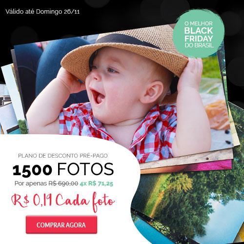 1500 Fotos por R$0,19 cada.
